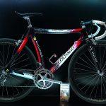 Colnago C35 Carbon, Campagnolo Record Titan, made with Ferrari