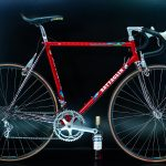 BATTAGLIN World Champion (1987) Campagnolo C-Record
